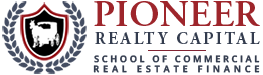 PRC School of Commercial Real Estate Finance Logo